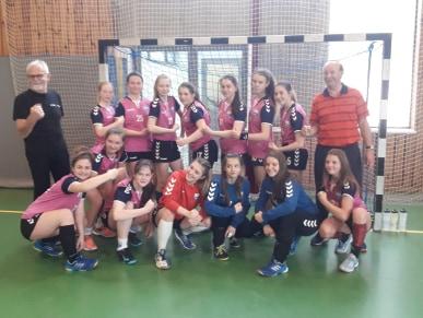 Młodziczki w 8 najlepszych zespołów w POLSCE !!!